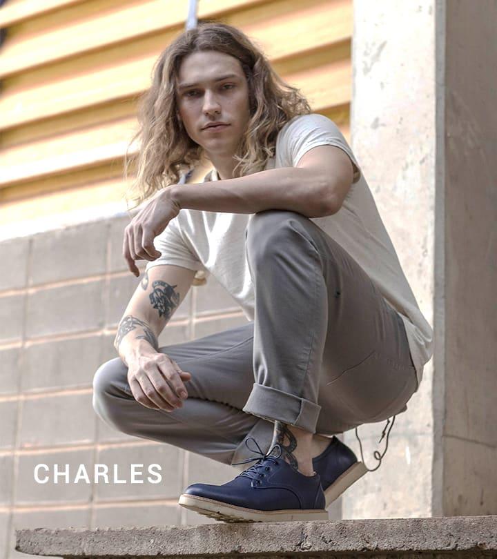 Sapato Casual Charles