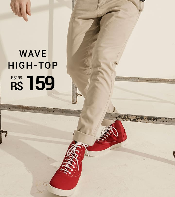 Wave High-Top